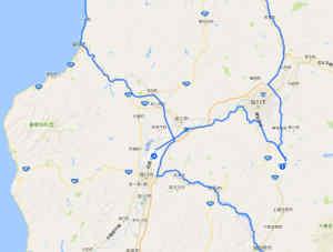 北海道ツーリング