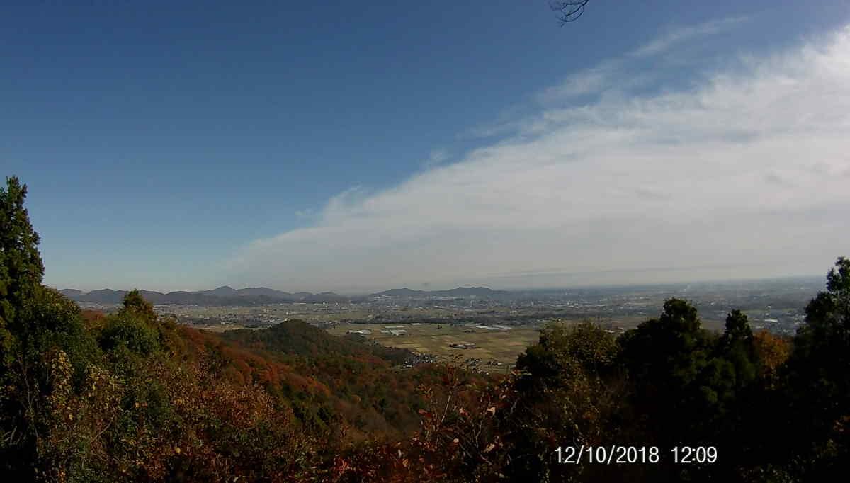 大小山見晴台からの景色