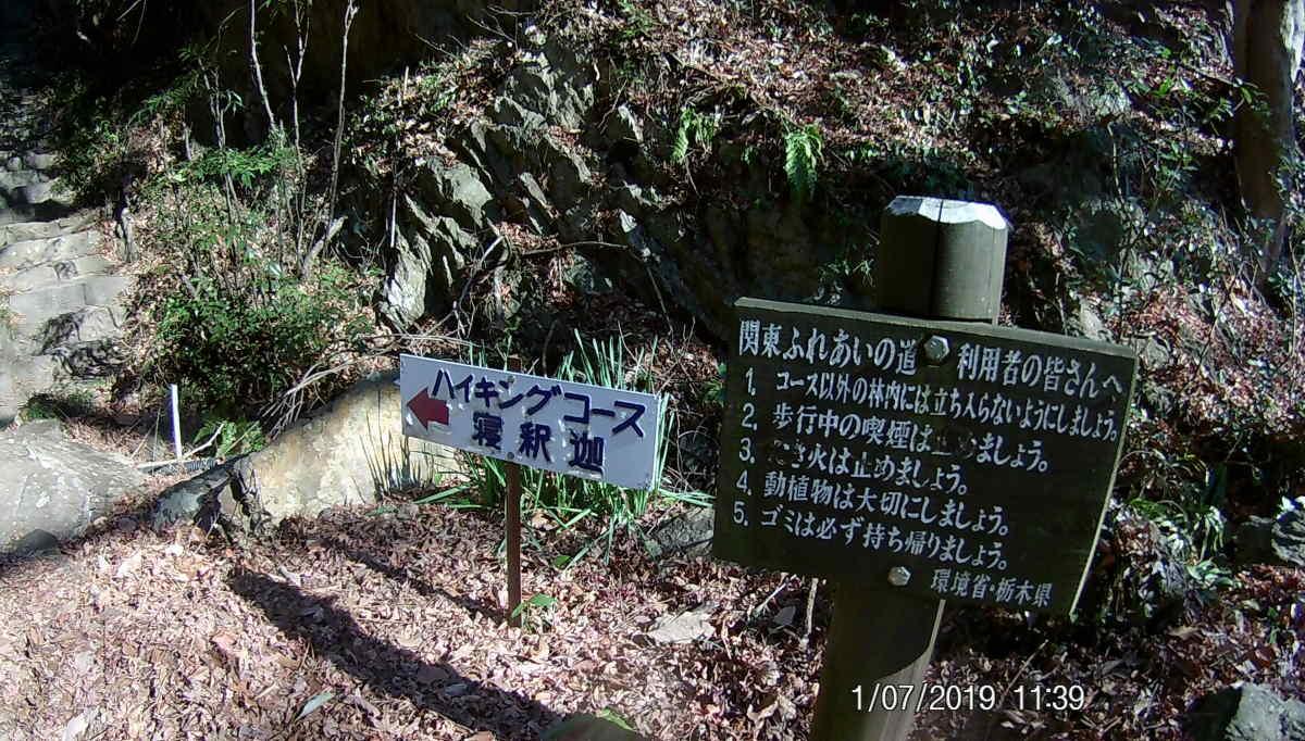 行道山浄因寺 ハイキングコース