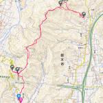 唐澤山ハイキングコース