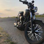 バイクのガス欠対策