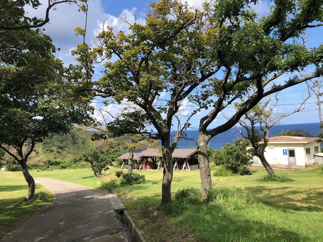 二ツ亀キャンプ場